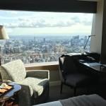 ザ・リッツ・カールトン東京、ホテルアラマンダ青山に2連泊!
