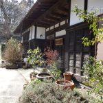 古民家カフェ、竹長でティータイムです。