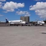 ハワイ島・オアフ島で2013年夏休み(その1)~コナ国際空港に到着!