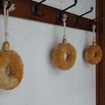 代々木上原のハリッツ/haritts でドーナツ