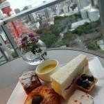 ザ・プリンス・パークタワー東京へ行ってきました。